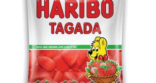 پاستیل توت فرنگی هاریبو