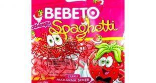 انواع پاستیل اسپاگتی